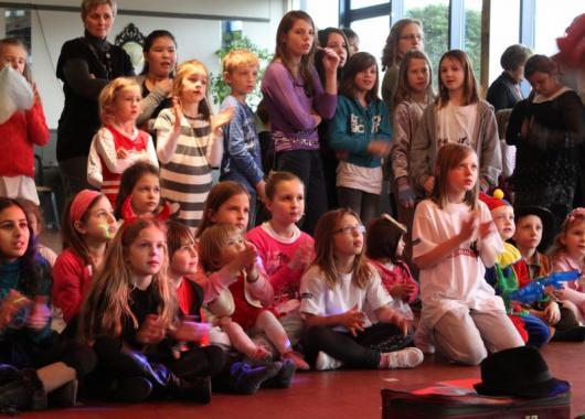 Impreza karnawałowa dzieci 2011